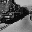 Bir Trenin Gara Girişi Resimleri