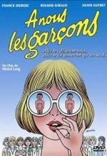 À Nous Les Garçons (1985) afişi