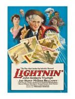 Lightnin (1925) afişi
