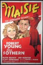 Maisie (1939) afişi
