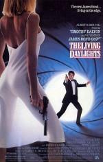 007 James Bond : Gün Işığında Suikast (1987) afişi