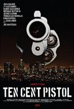 10 Cent Pistol (2014) afişi