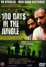 100 Days In The Jungle (2002) afişi