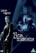 13 Rue Madeleine (1947) afişi