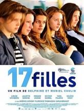 17 Kız (2011) afişi
