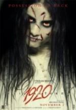 1920: Evil Returns (2012) afişi