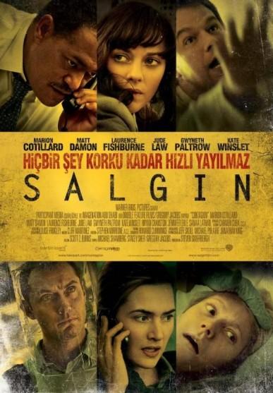 Salgın (2011) afişi