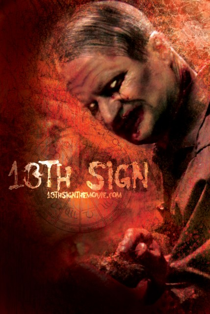 13th Sign (2011) afişi