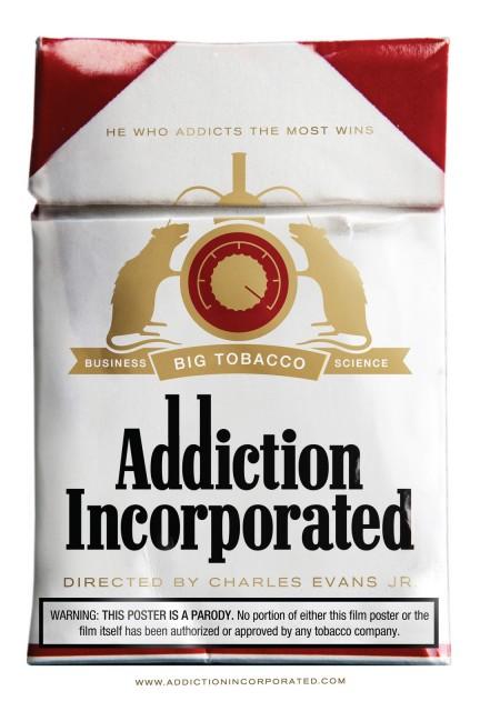 Addiction Incorporated  afişi