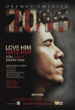 2016: Obama's America (2012) afişi