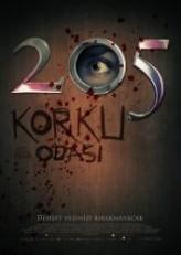 205: Korku Odası (2011) afişi