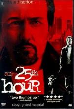 25. Saat (2002) afişi