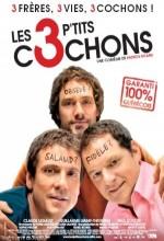 3 P'tits Cochons, Les (2007) afişi