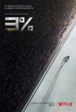 3% Sezon 2 (2017) afişi