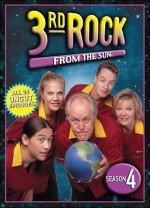 3rd Rock from the Sun Season 4 (1998) afişi
