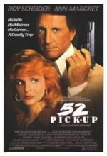 52 Pick-Up (1986) afişi