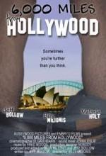 6,000 Miles From Hollywood (2000) afişi