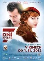 7 dni hrichu (2012) afişi