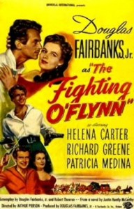 The Fighting O'flynn (1949) afişi