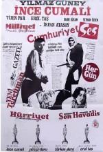 İnce Cumali (1967) afişi