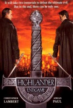 İskoçyalı 4: Son Savaşçı (2000) afişi