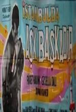 İstanbul'da Aşk Başkadır (1961) afişi