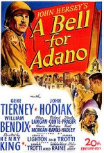 A Bell For Adano (1945) afişi