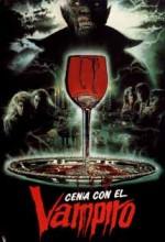 A Cena Col Vampiro (1988) afişi