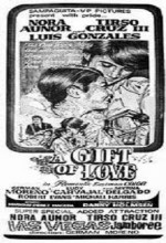A Gift Of Love (1972) afişi