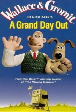 A Grand Day Out With Wallace And Gromit (1989) afişi