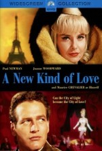 A New Kind Of Love (1963) afişi