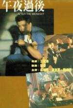 After The Midnight (1989) afişi