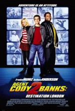 Ajan Cody Banks 2: Hedef Londra