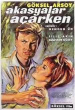 Akasyalar Açarken (1962) afişi