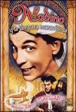 Aladino Y La Lámpara Maravillosa (1958) afişi