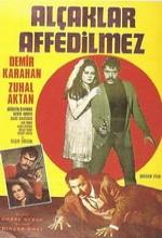 Alçaklar Affedilmez (1970) afişi