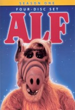 Alf (1986) afişi