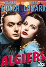 Algiers (1938) afişi