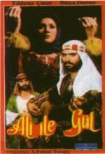Ali ile Gül (1973) afişi