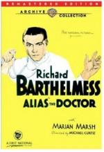 Alias The Doctor (1932) afişi