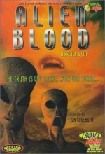 Alien Blood (1999) afişi