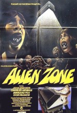 Alien Zone (1978) afişi