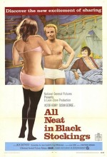 All Neat in Black Stockings (1968) afişi