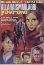 Allahaısmarladık Yavrum (1966) afişi