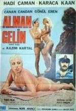 Alman Gelin (1977) afişi