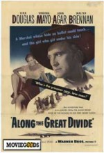 Along The Great Divide (1951) afişi