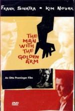 Altın Kollu Adam (1955) afişi