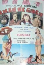 Aman Ne Gırgır (1973) afişi