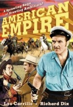 American Empire (1942) afişi
