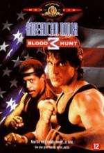 Amerikan Ninja 3 (1989) afişi